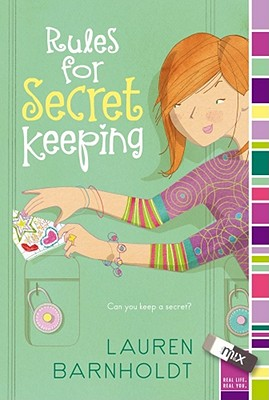 Rules for Secret Keeping By Barnholdt, Lauren